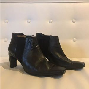 AUTHENTIC CHANEL BOOTIES (SIZE 40)